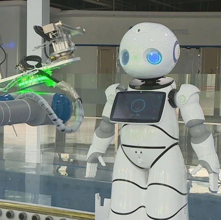 又一高端企业入驻!智能机器人即将在万州生产!