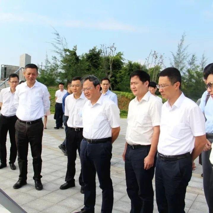 刘毅带队前往惠州市学习交流石化产业发展:学习先进经验,加强互动交流