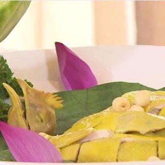 2020年广州国际美食节 | 打榜探店寻滋味之莲花山粤海度假村莲花鸡