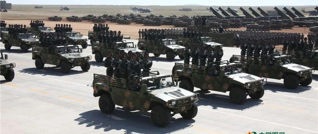 央视披露,朱日和阅兵信息支援方队将军领队,已有新职