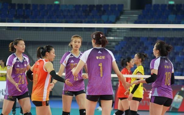 天津女排2连胜之后!3点不足仍有待提升,陈馨彤浪费攻手天赋
