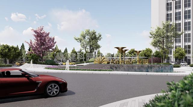 k5电竞官网:工业园区景观设计的途径和方法