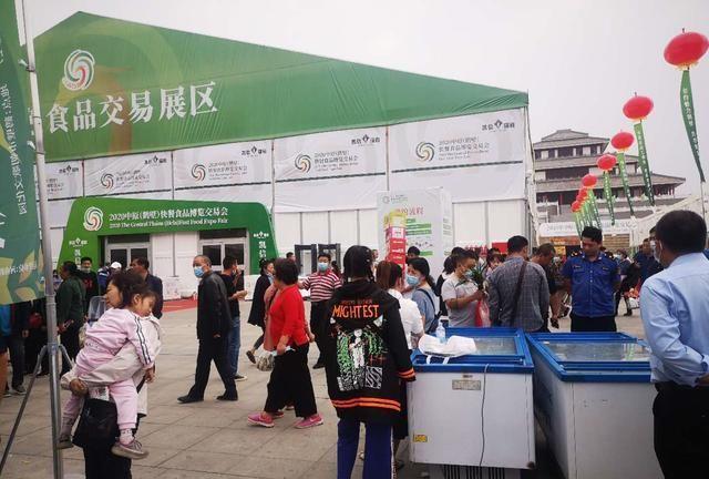鹤壁新闻:美食博览会最后一天来了多少人!展览中心又要举行一次室内