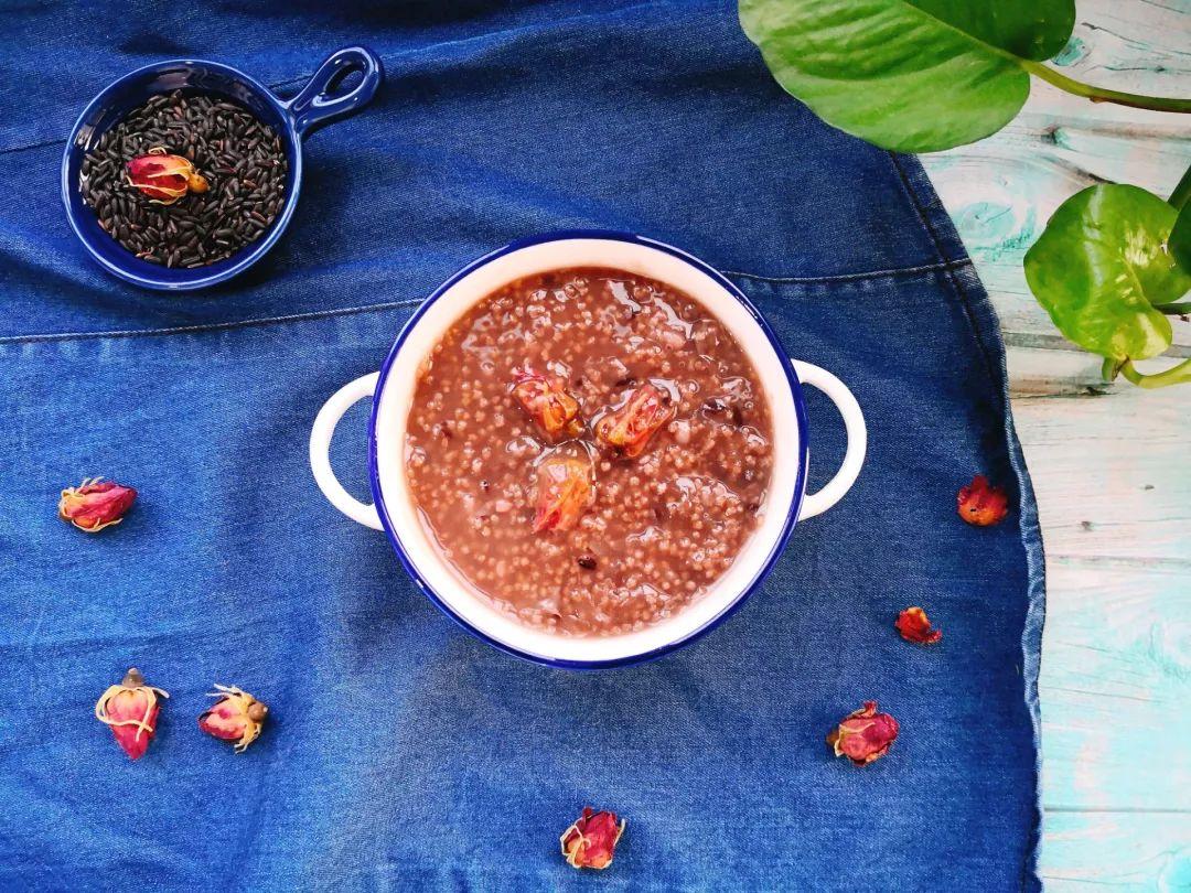 美食精选:薏米养颜粥 、春笋炒年糕 、味增杂蔬、甜菜根浓汤