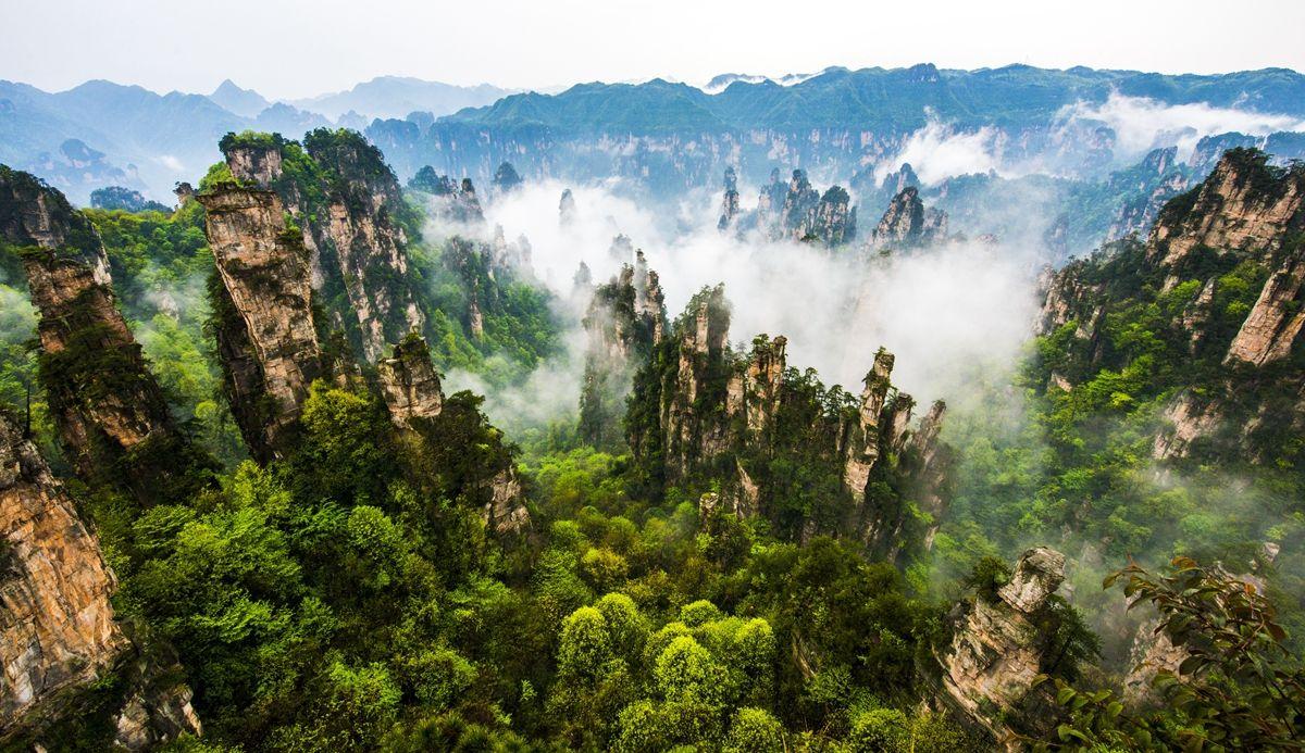 湖南不仅是张家界 也是湘西 本省人可能