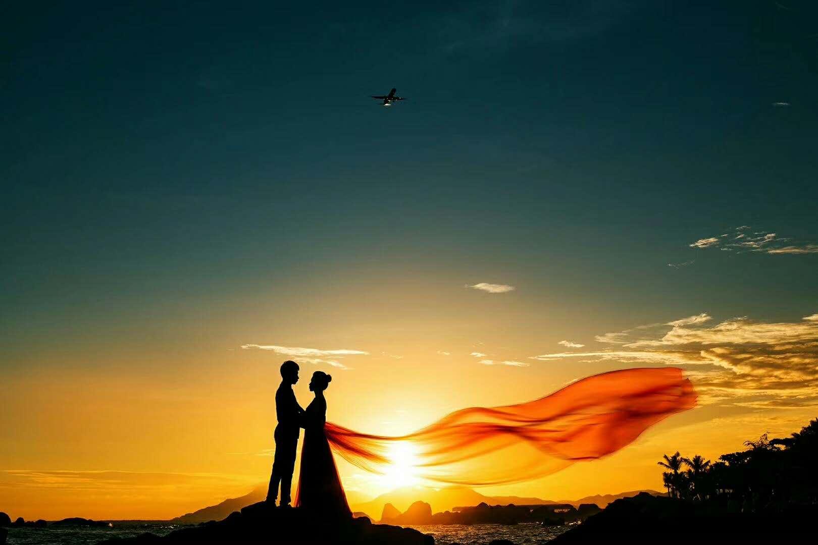 中秋国庆旅拍婚纱照去哪里拍最好?揭秘三亚丽江大理优质旅拍名单