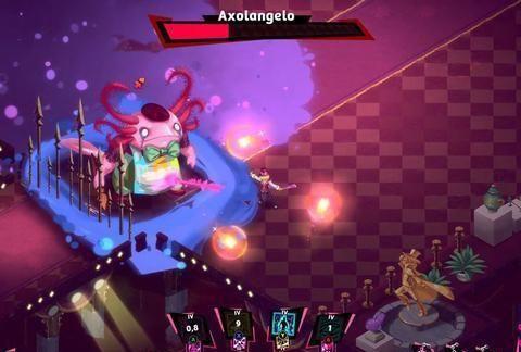 《卡牌艾斯》扮演魔术师击败囚禁自己的敌人