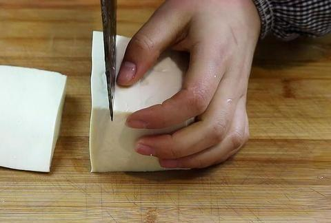 这才是豆腐最好吃做法,比饭店还好吃,简单易做,全家都爱吃
