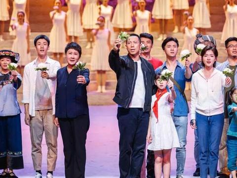 聚齐谷智鑫、凯丽、何炅、万茜等大腕的剧,却没有一个明星光环