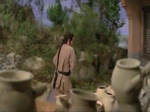 少林英雄榜:至善大师梅花桩这段打斗不要太精彩!