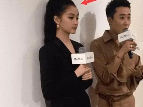 关晓彤扎高马尾发际线惊人,谁注意造型师咋替她遮挡的?被气笑了