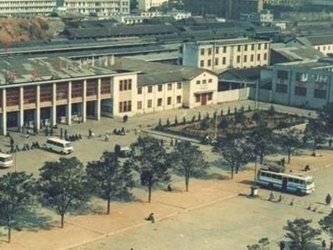 老照片:昔日的湖南怀化,这些地方有多少人还记得?