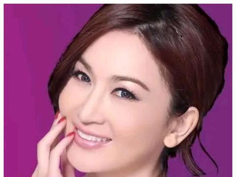 上世纪香港最美5大女明星排行,周慧敏第五,黎姿第二,她第一