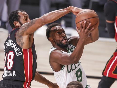 NBA季后赛继续进行,在今天结束的一场东部焦点之战中