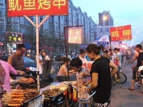 """街头""""最脏""""的4种小吃,最后一种,基本上人人都吃过"""