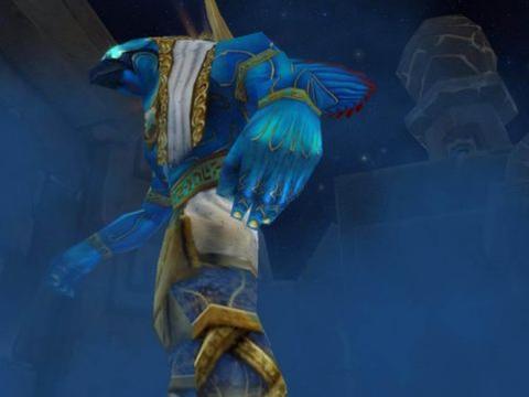 魔兽世界怀旧服:15件至今不虚TAQ的蓝装!有它们何必买紫装!