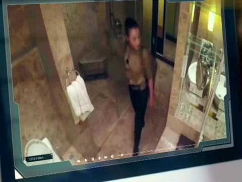 关小迪入住酒店,不料竟在浴室花洒寻到摄像头!
