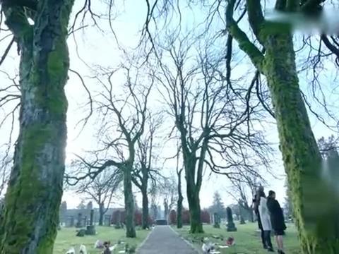 如果可以这样爱:祁树礼的爱太伟大了!白考儿在他墓前伤心欲绝