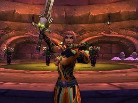 魔兽世界怀旧服:NAXX纳克萨玛斯攻略输出-蜘蛛区2号 图文攻略