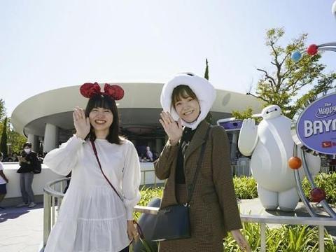 日本千叶:迪士尼开放第28个主题区域