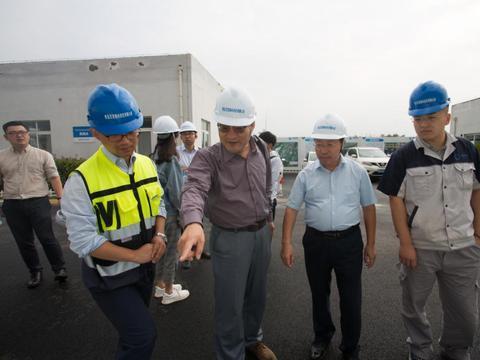 媒体团赴青岛开展海水淡化采风活