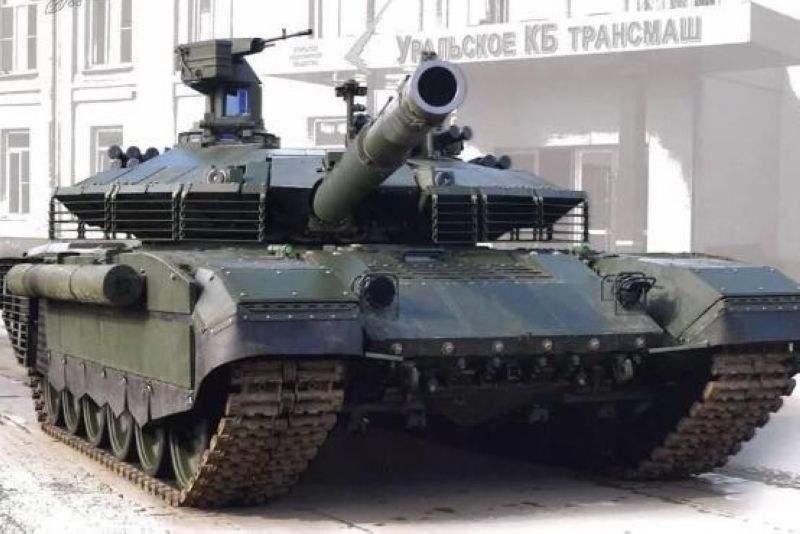 俄罗斯对T-90主战坦克再升级,作战性能再提高 但是个过渡产品!