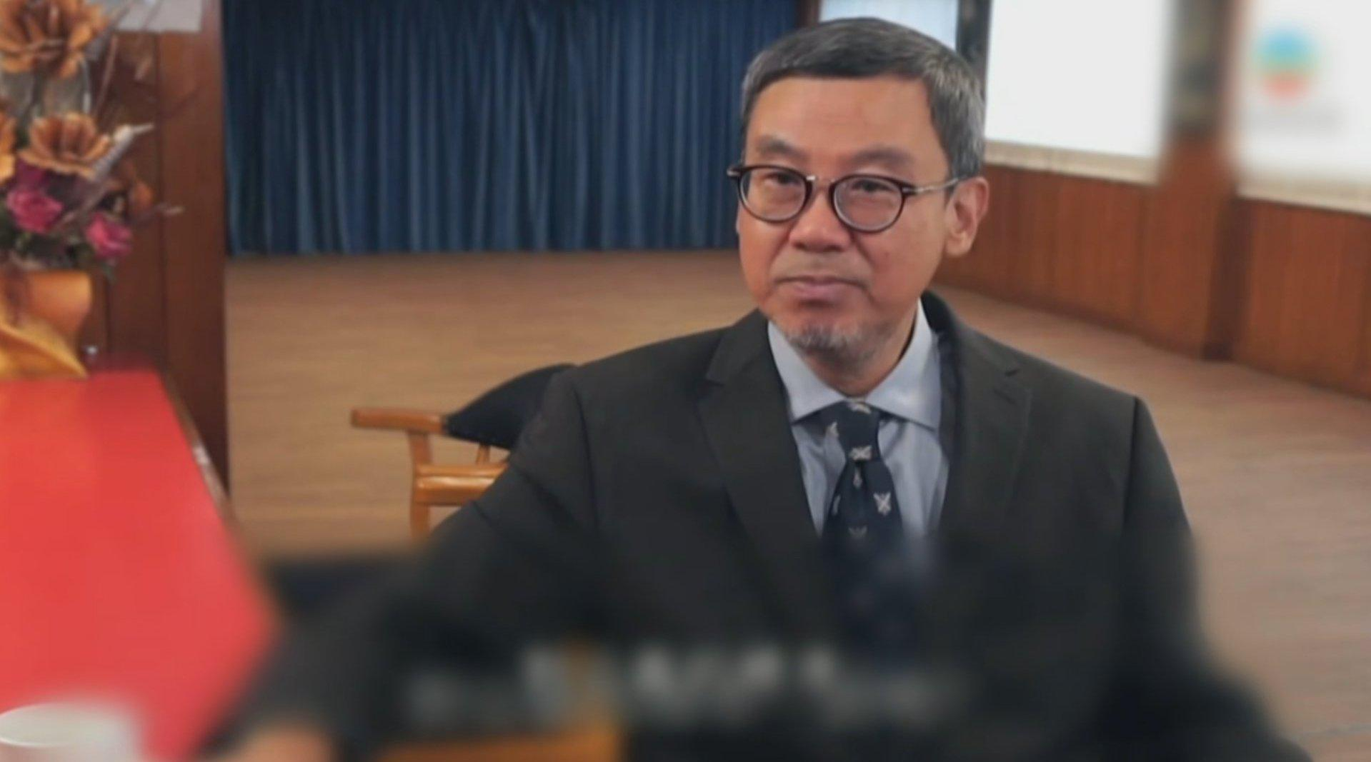"""香港退休裁判官曾繁凯:反对所谓""""违法达义"""""""