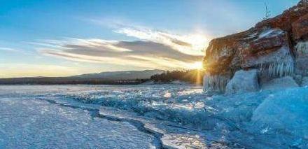 地球上的极寒之地,最冷温度达到-71.2℃,连呼出的空气都是冰渣