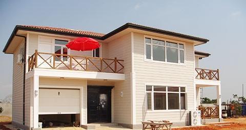 面对自然灾害 尊宅轻钢结构建筑成为一道保护伞