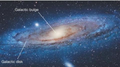 银河系最大的球状星团,相当于160万太阳质量,照片终于被拍到