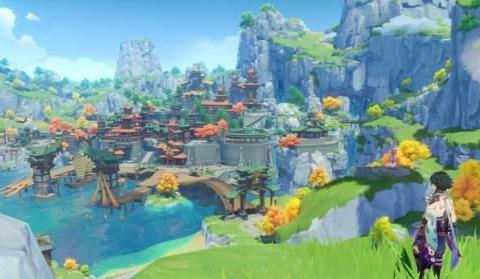 全新冒险RPG手游《原神》即将上线,云游戏带你领略游戏魅力