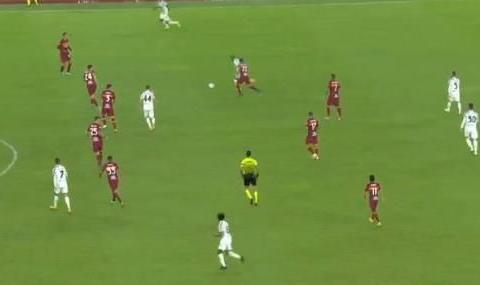 尤文图斯2-2罗马,C罗又创造2纪录,谁注意迪巴拉举动