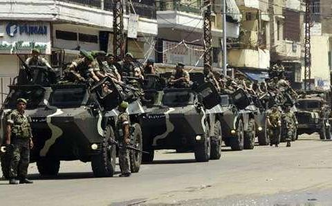 黎巴嫩逊尼派武装开火:向真主党办公室发射RPG火箭,挑起内战