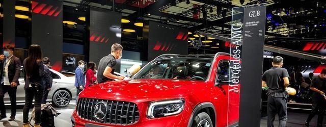 2020北京车展:奔驰AMG GLB 35 正式亮相