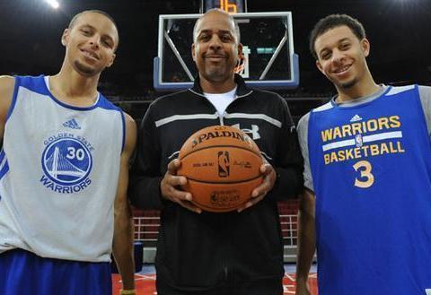 盘点联盟5大父子兵:库里家族诞生3位神射手,巴里家族4人进NBA