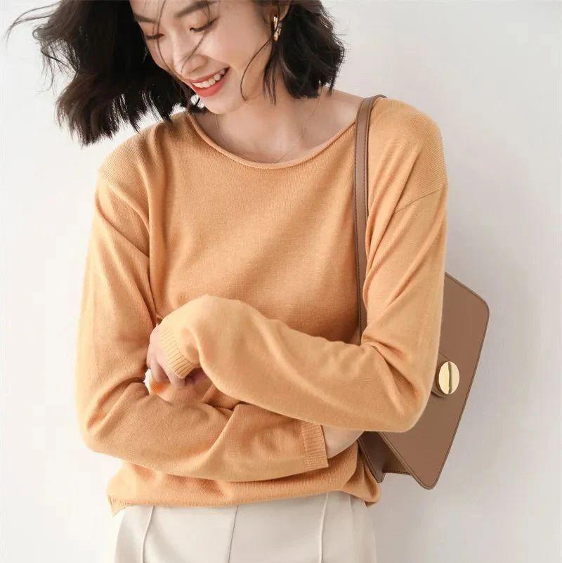 【理想物】软糯亲肤,十色可选!这款针织毛衣,只要69元!