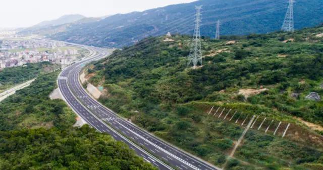 福州长平高速公路29日将全线通车