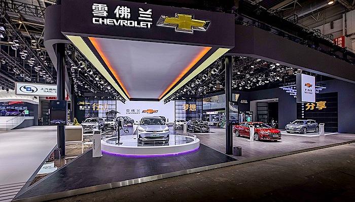 将电气化和智能互联进行到底,通用汽车为未来数年的在华发展划出了重点   2020北京车展