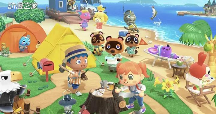《动物之森》获大奖!日本游戏大奖2020公开获奖名单