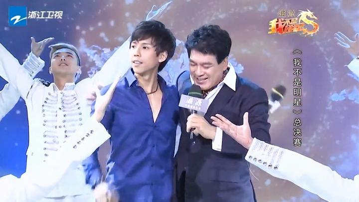 我不是明星:朱时茂父子罕见同台,歌曲首秀《我的未来不是梦》