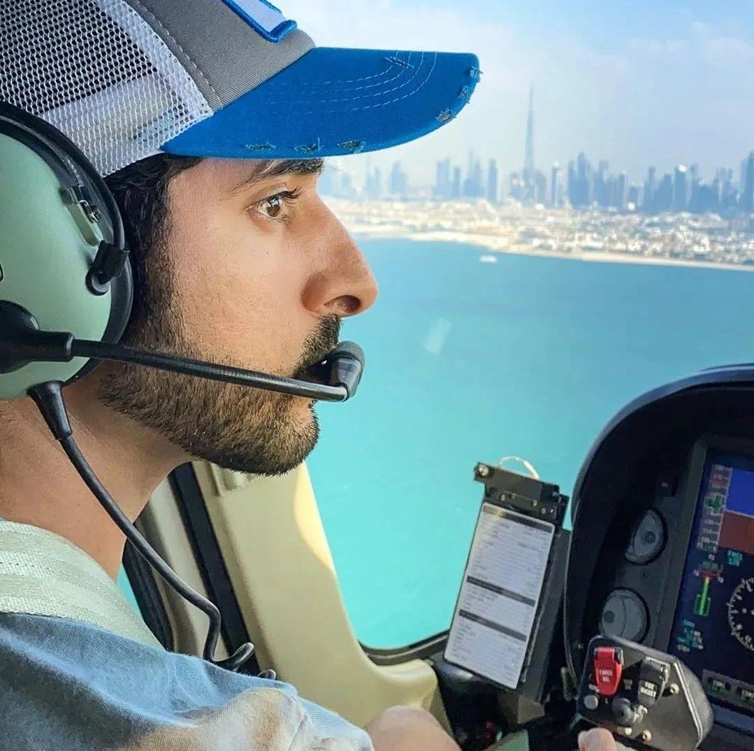 """迪拜最帅王子""""壕无人性""""的生活曝光!没想到,在飞猪也能找到同款体验…"""