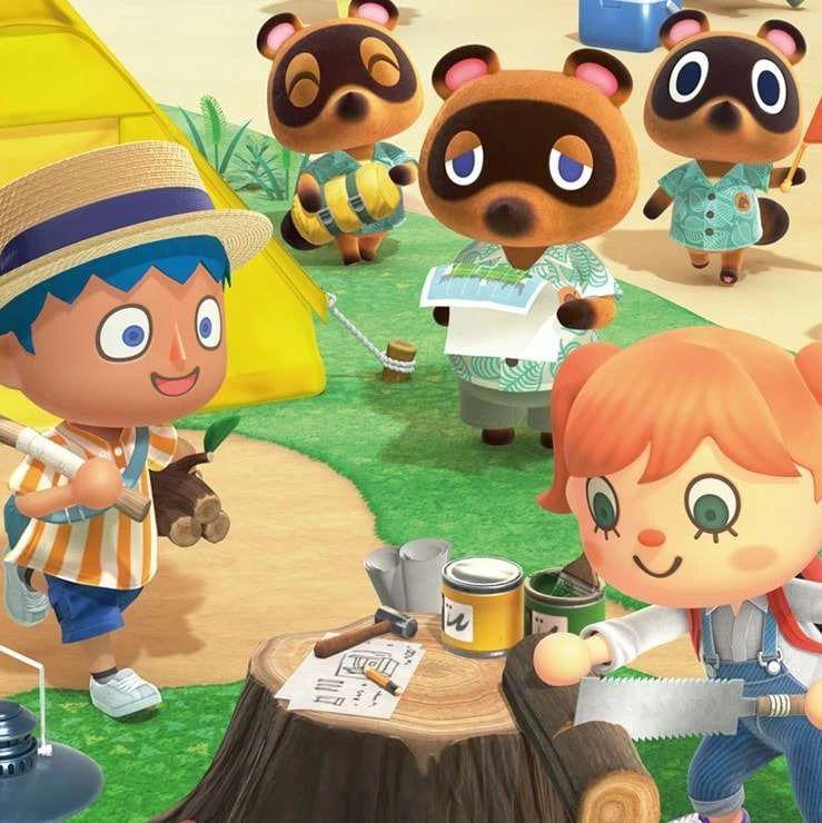 《集合啦!动物森友会》获2020年日本游戏大赏赛年度游戏奖