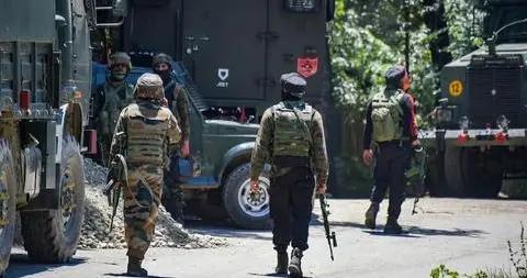 印控克什米尔发生交火 2名武装分子被打死