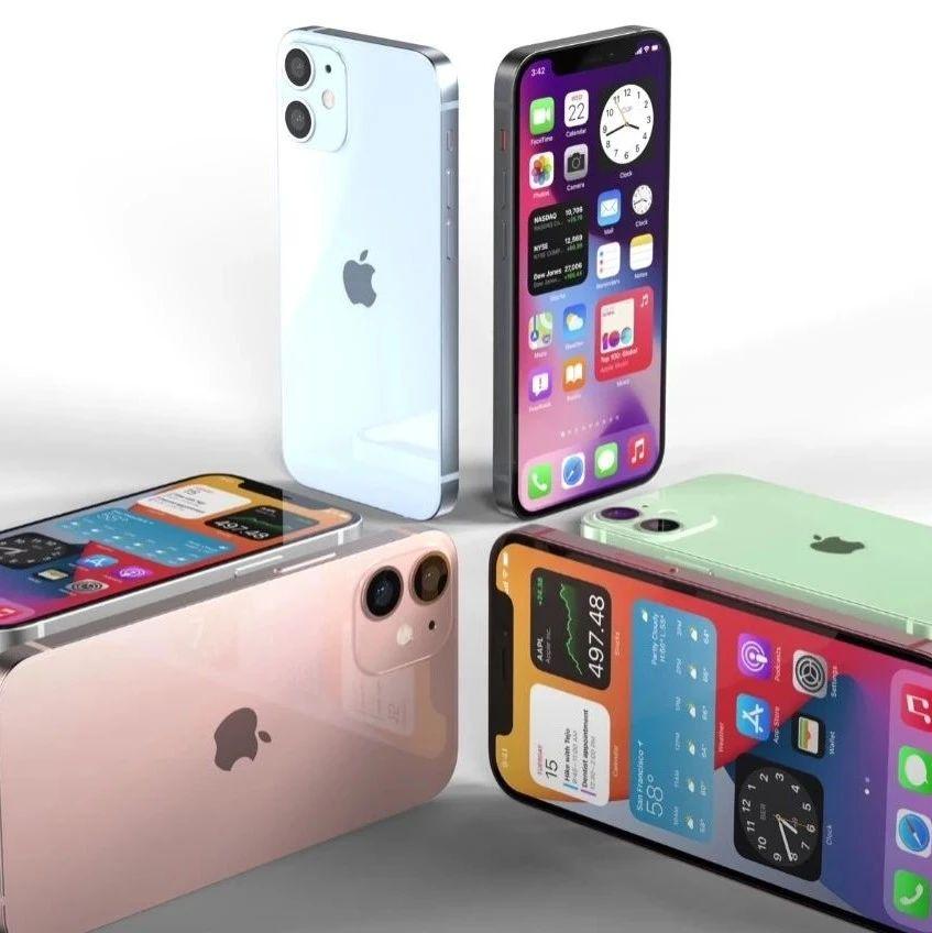 消息称iPhone 12会有铬手情况:边框致敬苹果4所致