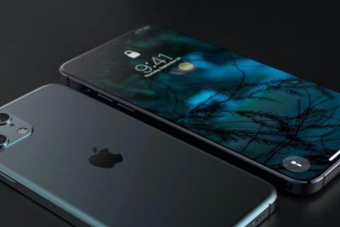 iPhone12pro放大招,A14仿生+双6400万+4800mAh,再见苹果11pro