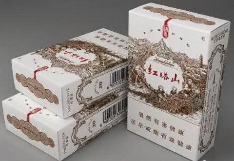 3款适合应酬抽的香烟 ,红塔山(传奇)上榜 ,最后一款招待国宾