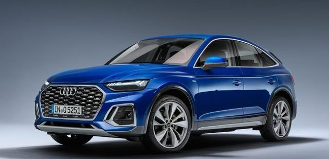 奥迪Q5 Sportback正式发布,原厂将扩大跨界版SUV产品阵容