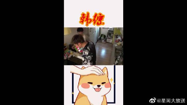 卢洪哲看了徐仁国家的冰箱后,以后都不想再来了!