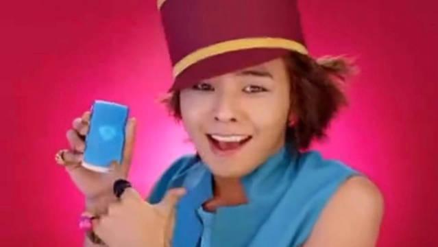LG棒棒糖手机广告 BIGBANG & 2NE1