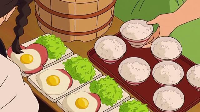 宫崎骏动漫美食合集,你认识几部?